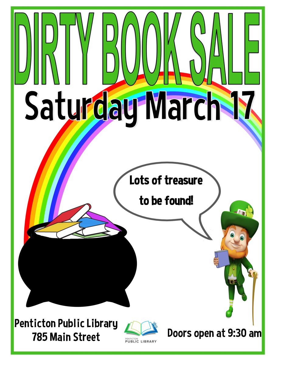 Dirty Book Sale