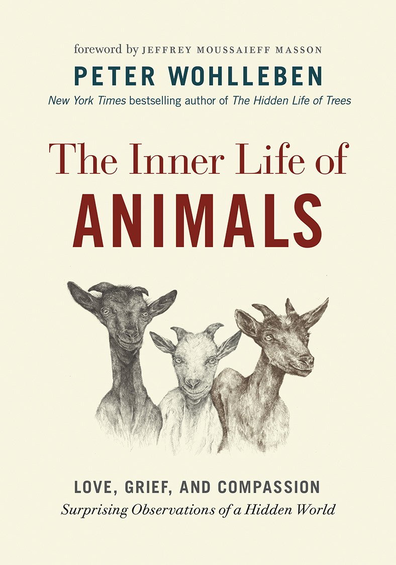 Inner Life of Animals Book Cover