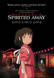 Spirited Away Movie Poster