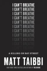 I Can't Breath Book Cover