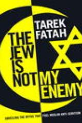 The Jew is not my enemy book cover