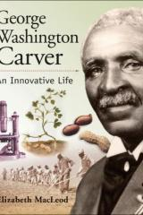 bookcover for George Washington Carver