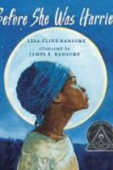 book cover for before she was harriet