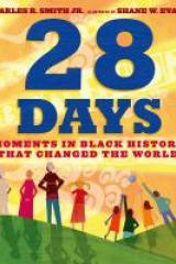 bookcover image for 28 days