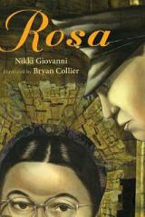 bookcover image fro Rosa