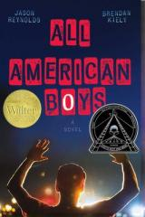 bookcover image for all-American boys