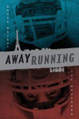 bookcover image for away running