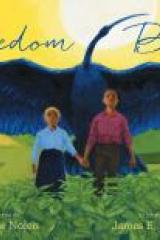 bookcover image for freedom bird