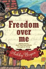 bookcover image for freedom over me