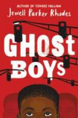 bookcover image for ghost boys