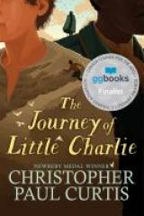 bookcover image for journey of Little Charlie