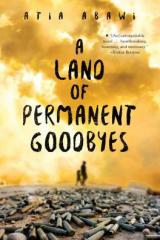bookcover image for a land of permanent goodbyes