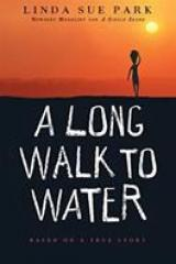 bookcover image for long walk to water