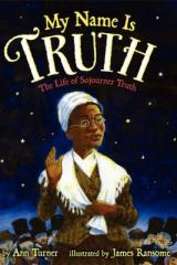 bookcover image for my name is Truth