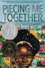 bookcover image for piecing me together