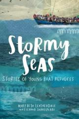bookcover image for stormy seas