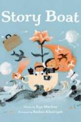 bookcover image for story boat