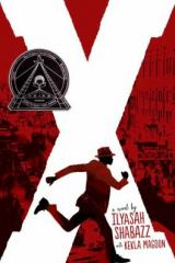 bookcover image for x: a novel