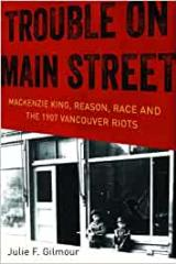 Trouble On Main Street Book Cover