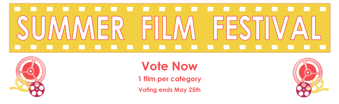 Summer Film Festival Vote Now