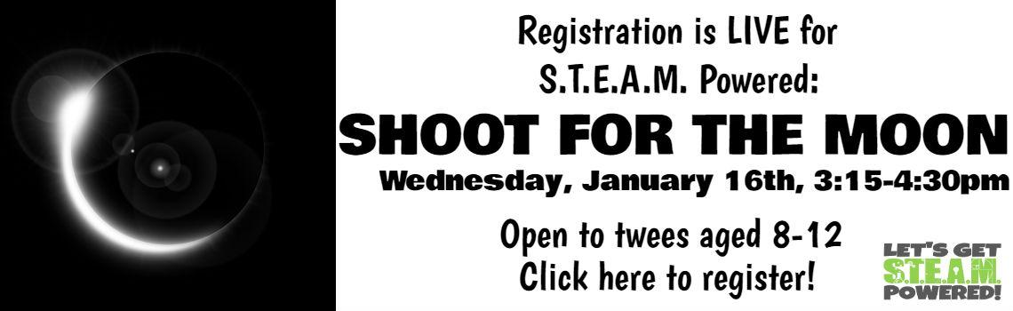 Shoot for the Moon Registration