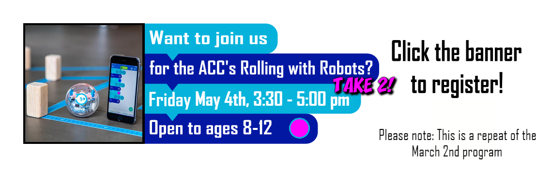 Rolling with Robots Take 2 Registration
