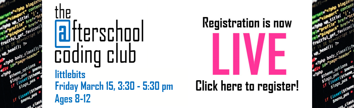 littleBits Registration
